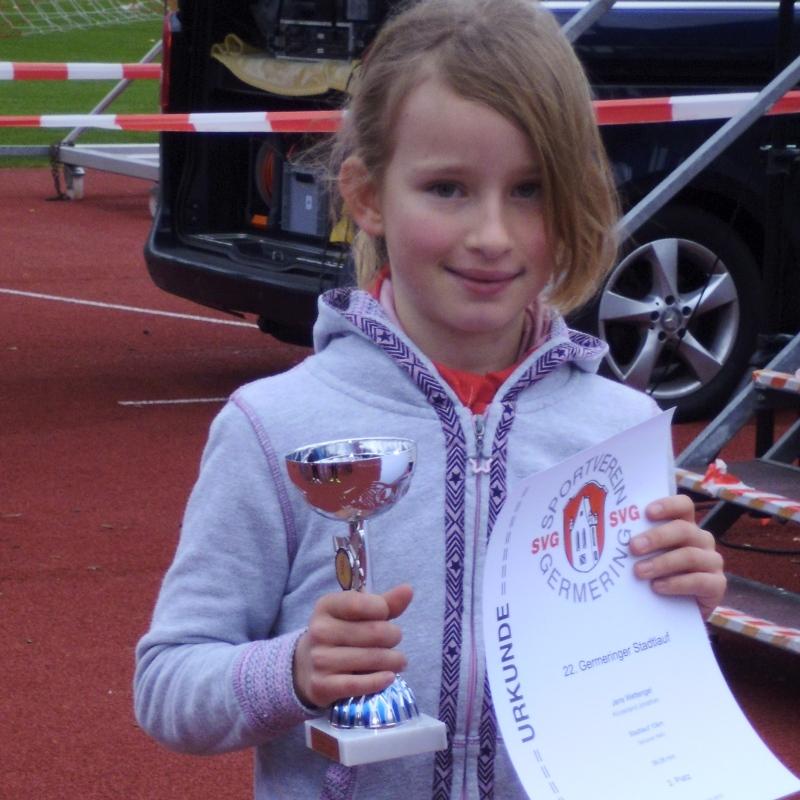 Ein Gewinnerkind aus dem Kinderland - super Leistung