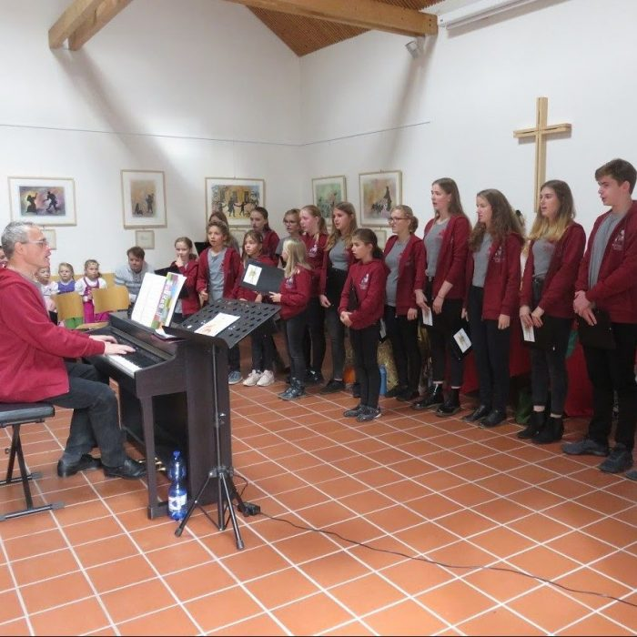 Jugendchor von St. Martin