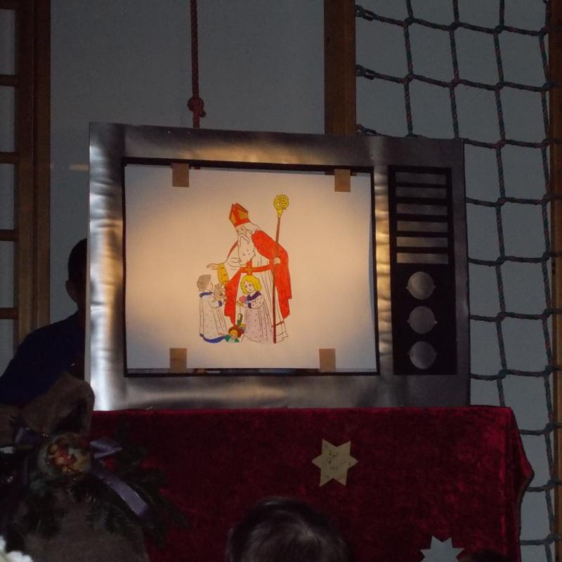 Bibeltag gemeinsam mit den Kindern im Kindergarten Benjamin